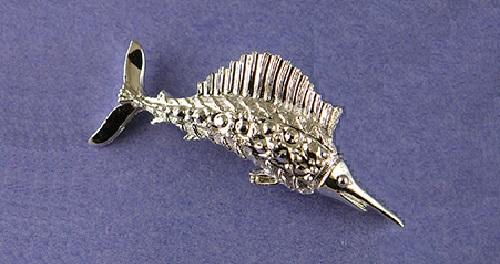 Fish Gerry's vintage brooch