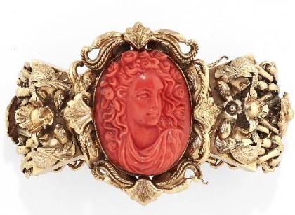Coral jewellery 2016 Genoa auction