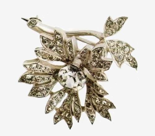 Kramer vintage brooch, 1960s. Christian Dior jewellery
