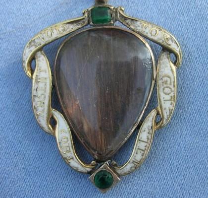 Love for God. pendant