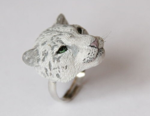 Animal Cling Rings by Flomaster