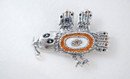 Frank Gargano vintage costume jewelry