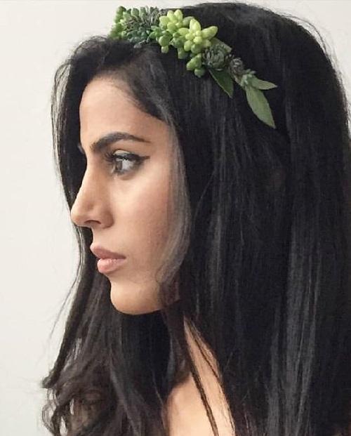 Hair decoration, Succulent crown