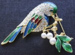 Bird symbolic jewellery