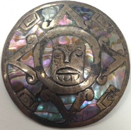 Rare and beautiful Abalone pearl jewelry