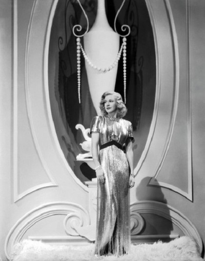 Gorgeous Hollywood actress and Jewellery lover Ginger Rogers