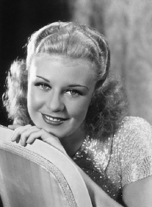 Beautiful Ginger Rogers