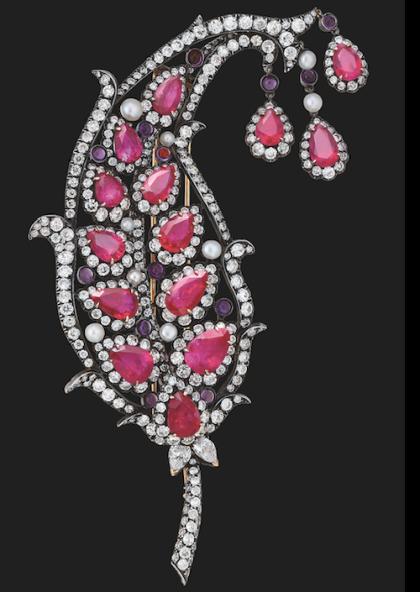 Exquisite Michele della Valle jewellery
