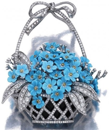Exquisite Michele della Valle jewellery