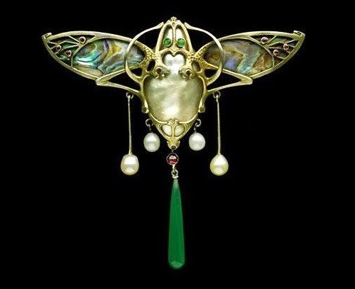 Pendant of Abalone pearl