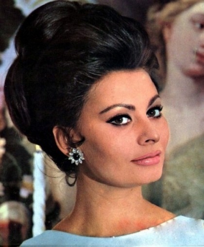 Charming Sophia Loren