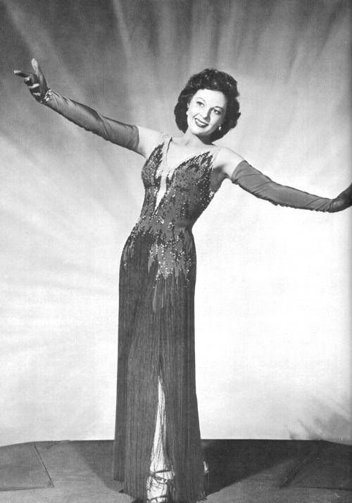 Charming Susan Hayward