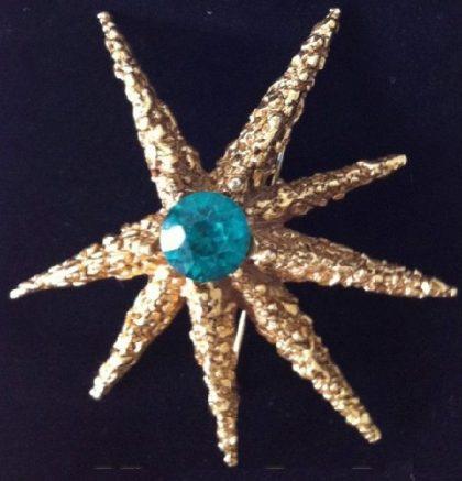 Capri vintage costume jewellery