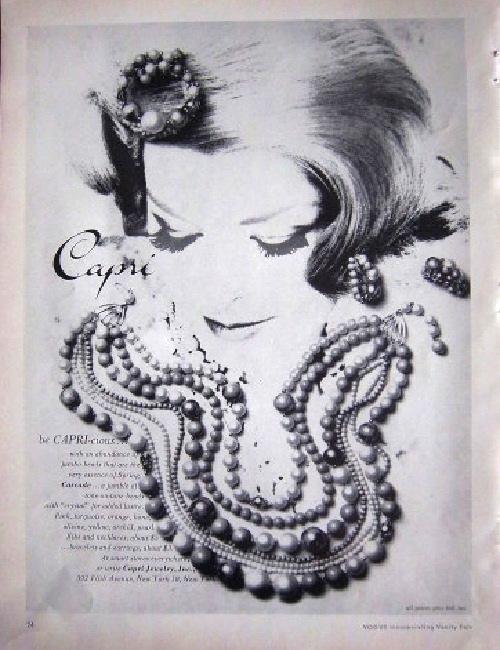 Capri vintage