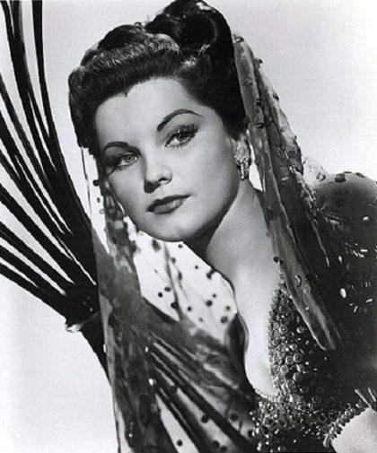 gorgeous Debra Paget