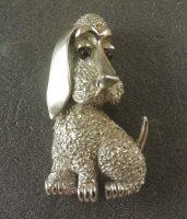 Trifari vintage brooch