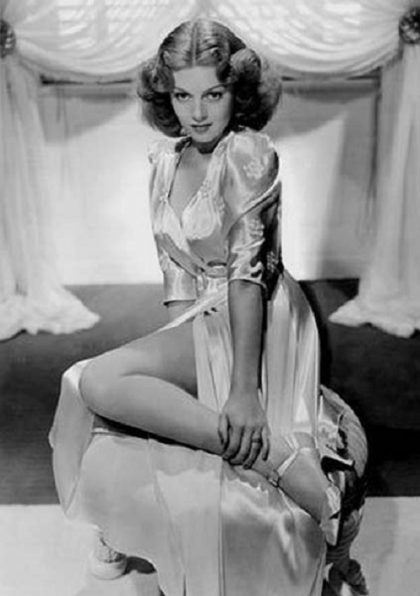 """Called """"Queen of night clubs"""" Lana Turner"""
