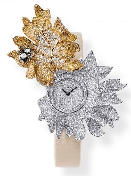 Four Seasons 2016 diamond watches