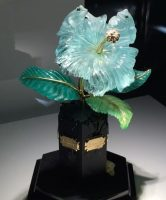Aquamarine flower
