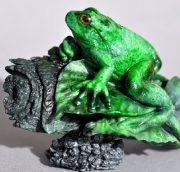 Frog inspired jewellery