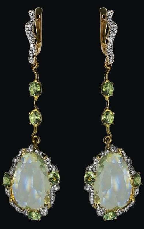Islands earrings