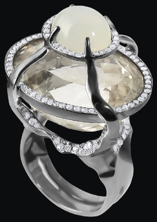 Moon Lake ring