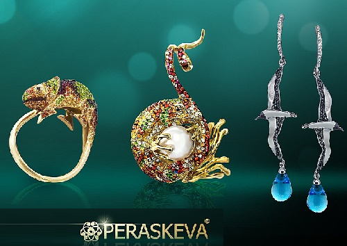 Peraskeva family jewels