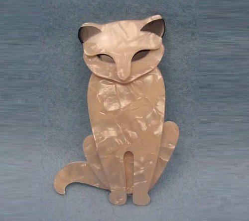 Sacha Cat Pin