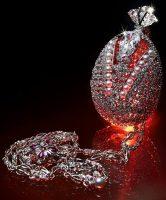 Russian Luxury Moiseikin jewellery art