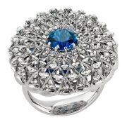 Ring Waltzing diamonds