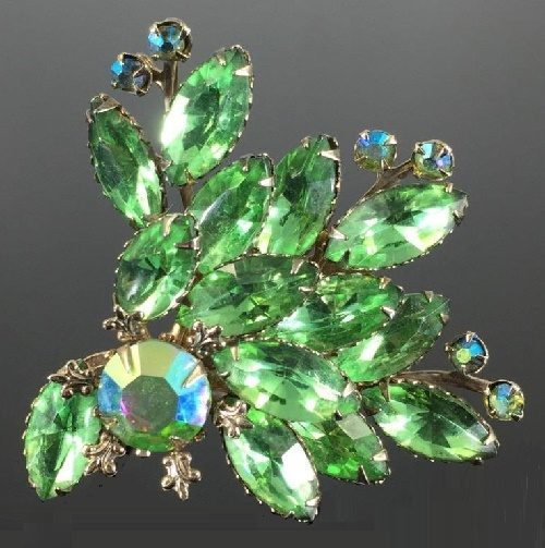Beau Jewels vintage costume jewelry
