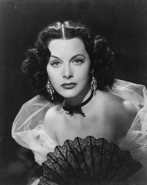 Hedi Lamarr
