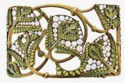 Renee Lalique, Fern choker, ca. 1900-02