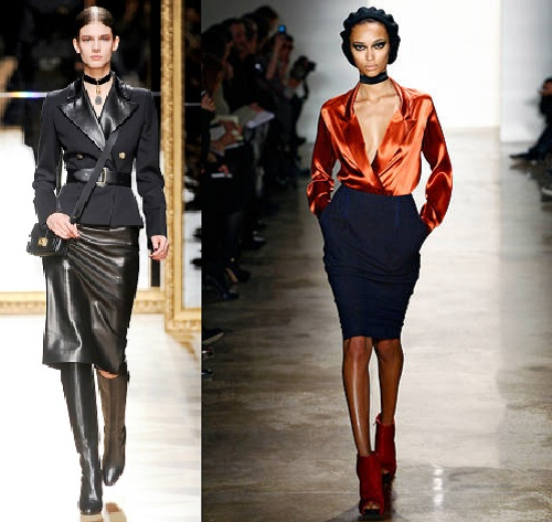Salvatore Ferragamo and Sophie Thallet fashion show