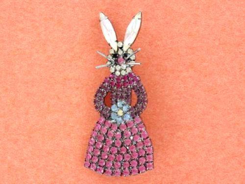 Bunny Rabbit Pin
