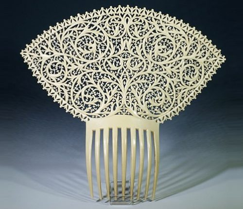 Lace carving