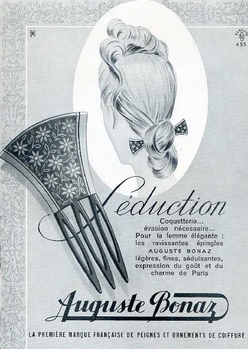 Poster Auguste Bonaz