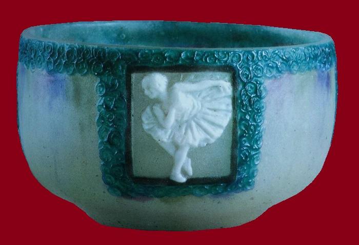 Ballerina bowl. 1920