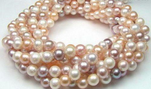 Pearl multi color