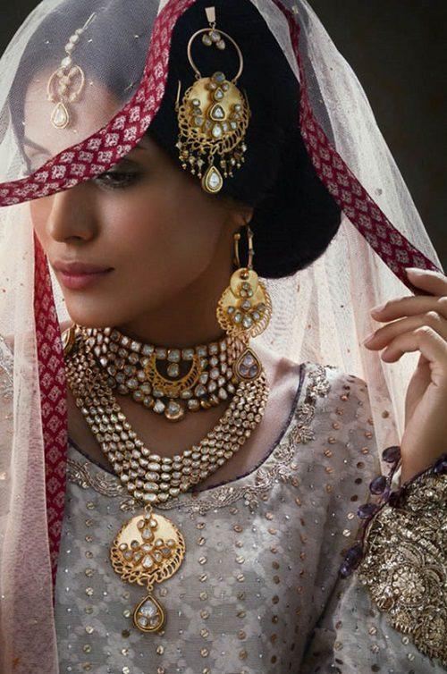 Shafaq Habib Bridal Jewellery, Pakistan