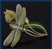 Russian creative jewellery company Sirin