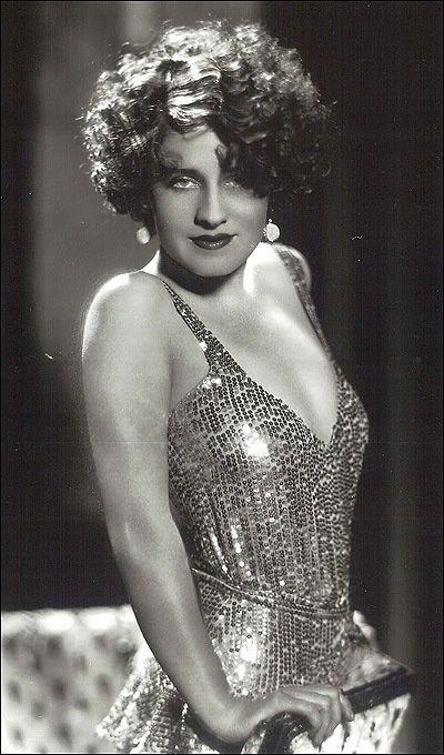 Jewellery lover Norma Shearer