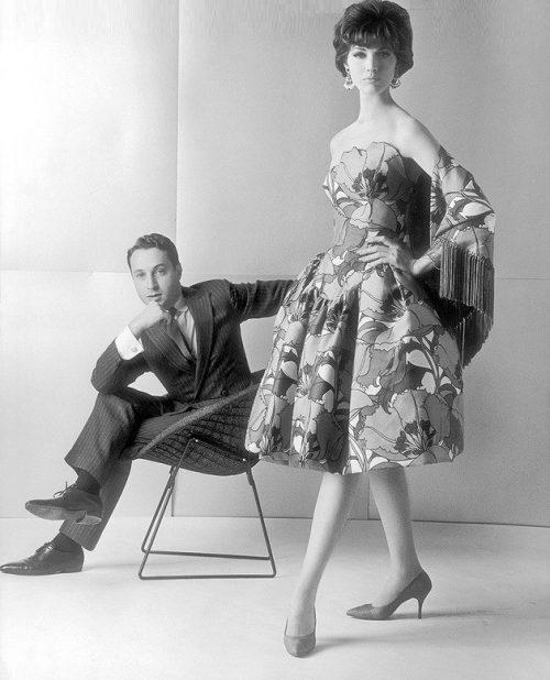 American designer and jeweler Arnold Isaacs