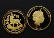 Coin, Australia, the year of Yellow Dog