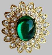 Arnold Isaacs Scaasi costume jewellery