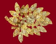 H. Pomerantz Co NY vintage costume jewellery