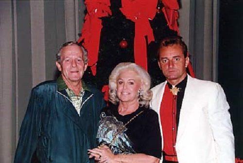Stanley Hagler, Lynn Osher and Jan St.Geilar
