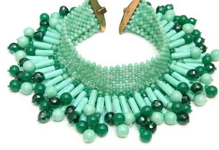 Chocker Necklace, 1960s