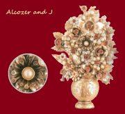 Alcozer and J unique luxury costume jewellery