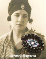 Suzanne Belperron brooch